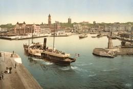 Kopenhagen - Hafen