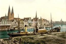 Lübeck - Trave