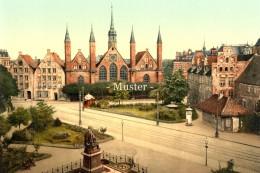 Lübeck - Heiliggeisthospital
