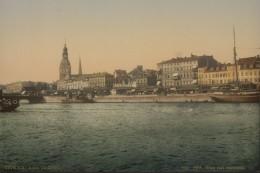Riga - Quai