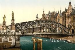 Hamburg - Brooksbrücke